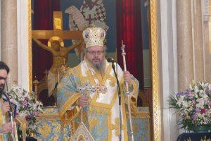 Ο εορτασμός της 25ης Μαρτίου στην Ι.Μ. Λαρίσης