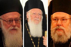 ΦΑΝΑΡΙΩΤΙΚΗ ΔΙΠΛΩΜΑΤΙΑ: Ο Οικουμενικός συναντήθηκε με Κύπρου και Αλβανίας στην Αυστρία και στη μέση το ουκρανικό!