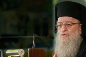 Ο Γέρων Θεσσαλονίκης Ανθιμος Πρόεδρος του Δ.Σ. της Βυζαντινής Θεσσαλονίκης