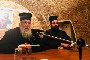 Τα θέματα που συζητήθηκαν στην Ιερατική Σύναξη της Ι.Μ. Κερκύρας