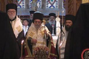 Η Αυστραλία αποχαιρέτησε τον Ποιμενάρχη της Αρχιεπίσκοπο Στυλιανό