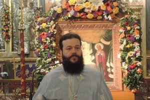 Αρχιμ. Επιφάνιος Αρβανίτης, Πρωτοσύγκελλος της Ι. Μητροπόλεως Ν. Ιωνίας: «Η ταπείνωση κοσμεί την προσωπικότητα της Παναγίας»