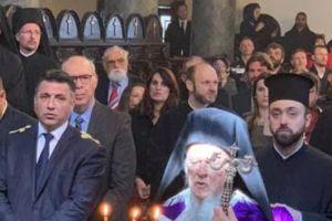 Κυριακή της Σταυροπροσκυνήσεως στο Φανάρι