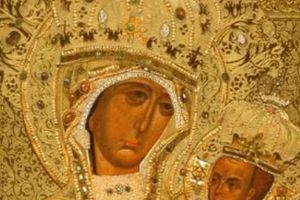 Η Αττική γη στο προσκύνημα της Αγίας Βαρβάρας υποδέχθηκε την Παναγία Οδηγήτρια και Ελεούσα του Ταχβίν της Ρωσίας