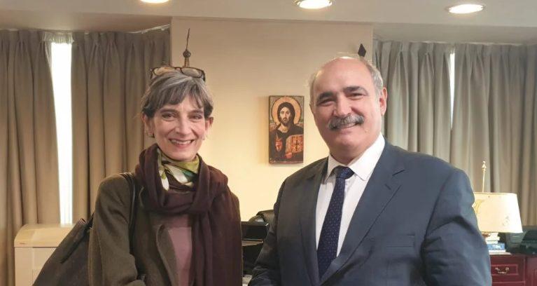 Συνεργασία Ελλάδας-Ην. Βασιλείου για την προστασία των Xριστιανών της Μέσης Ανατολής