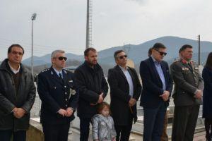 Επιμνημόσυνη Δέηση Υπέρ των Πεσόντων Στρατιωτικών στην Ελευθερούπολη