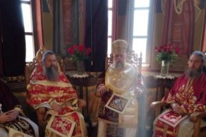 Κυριακή της Ορθοδοξίας στη Μητρόπολη Κηφισίας