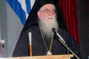 """Δρυινουπόλεως και Κονίτσης Ανδρέας: """"Ποιοί είστε σείς, που θέλετε να κάνετε άθρησκη την Ελλάδα"""" –"""