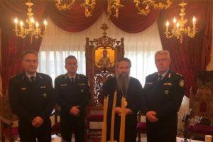 Στον Λευκάδος Θεόφιλο ο νέος Αστυνομικός Διευθυντής Λευκάδας
