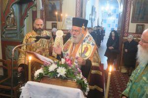 Η Γ' Στάση των Χαιρετισμών στην Ερμούπολη