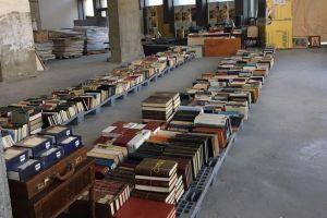 Στο παλαιοβιβλιοπωλείο των αστέγων θα βρείτε θησαυρούς