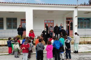 Επισκέψεις του Σεβ. Μητροπολίτη Μάνης σε σχολεία