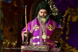 Α ´ Προηγιασμένη της Μ. Τεσσαρακοστής:« Το κέντρο της ζωής μας  θα πρέπει να είναι ο Ιησούς Χριστός »