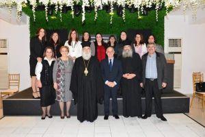 Μια επιτυχής εκδήλωση του Ορθοδόξου Ενοριακού Συνδέσμου Γυναικών Αγίας Βαρβάρας Ζακακίου Κύπρου