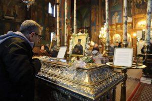 Με λιτανεία ολοκληρώθηκε ο εορτασμός του Αγίου Νικολάου του Πλανά