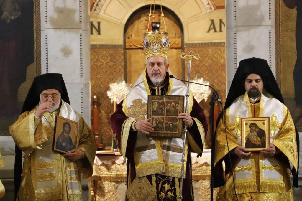 Η Κυριακή της Ορθοδοξίας  στο Παρίσι με τον Γαλλίας Εμμανουήλ: «Όλα τα χρωστάμε στο Οικουμενικό Πατριαρχείο»