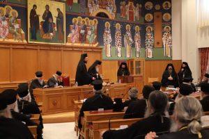 Τρείς νέοι Επίσκοποι- Η τελευταία συνεδρίαση της Ιεραρχίας