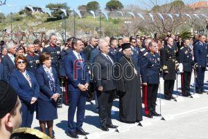 Πού ήταν  ο Μητροπολίτης Λήμνου Ιερόθεος, κατά τον εορτασμό της 25ης Μαρτίου ;
