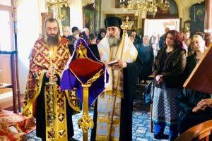 Η Δ' Στάση των Χαιρετισμών στη Χίο με το παλαιό εορτολόγιο