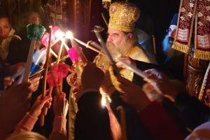 Η Ανάσταση του Κυρίου στην Ι. Μητρόπολη Λεμεσού