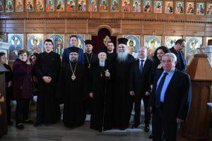 """Ο Οικουμενικός Πατριάρχης από την Αδριανούπολη: «Το Οικουμενικό Πατριαρχείο αγκαλιάζει όλα τα έθνη και όλους τους λαούς εις τους οποίους μετέδωσε την Αγίαν Ορθόδοξον Πίστιν και το Ορθόδοξον βάπτισμα"""""""