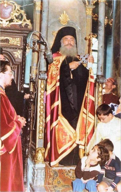 Σαν σήμερα έφυγε από την ζωή  ο Αρχιεπίσκοπος Αθηνών  Σεραφείμ