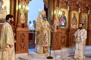 Λαγκαδά Ιωάννης:  «Η ζωή της Αγίας μας Εκκλησίας είναι η ζωή των Αγίων και η ζωή των Αγίων είναι η  ζωή της Εκκλησίας»όπως έλεγε ο Μακαριστός Θεσσαλονίκης Παντελεήμων Β ´ (Χρυσοφάκης)