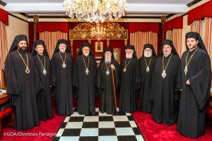Αποφάσεις της Επαρχιακής Ι.Συνόδου της Αρχιεπισκοπής Αμερικής