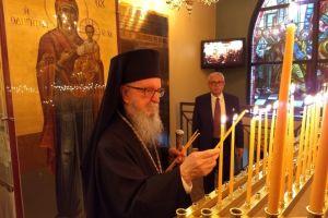 Προσκλητήριο Αρχιεπισκόπου Δημητρίου για την μεγάλη παρέλαση της Ομογένειας στη Νέα Υόρκη