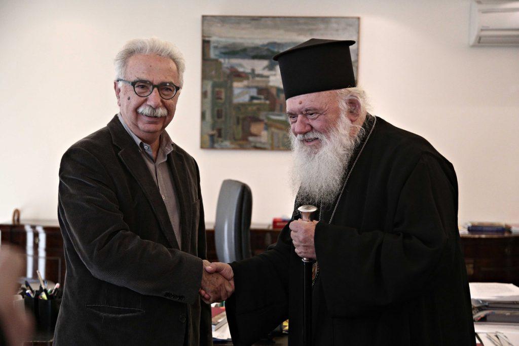Προκλητικός ο Γαβρόγλου: Ρίχνει στην Ιεραρχία την αποτυχία του διαλόγου