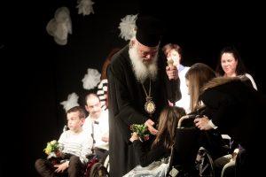 Επίσκεψη του Αρχιεπισκόπου Αθηνών Ιερωνύμου σε Ιδρύματα της Αττικής