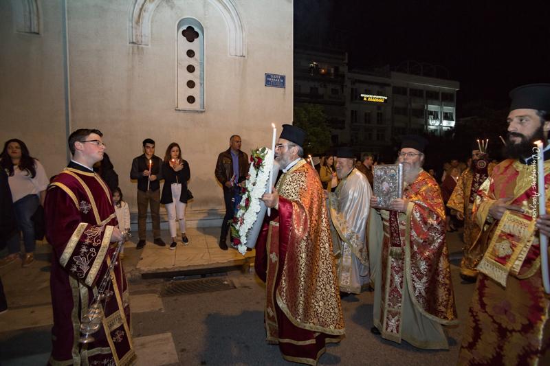 You are currently viewing Το Άγιο Πάσχα στη Λαμία με τον Σεβ. Φθιώτιδος Νικόλαο