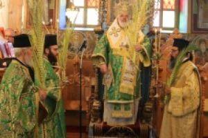 «Eυλογημένος ο ερχόμενος εν ονόματι Κυρίου», στην Ι.Μητρόπολη Διδυμοτείχου