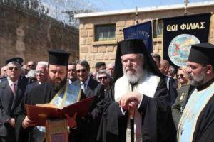 Εορτασμοί επετείου για την ένωση της Κύπρου με τη Μητέρα Ελλάδα