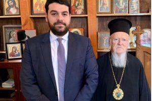 Ο Πρόεδρος ΟΝΝΕΔ από την Αδριανούπολη : Στόχος η επαναλειτουργία της Θεολογικής Σχολής της Χάλκης