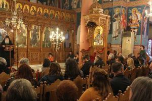 Ο Γέροντας Νεκτάριος Μουλατσιώτης σε ιεραποστολική περιοδεία την Τεσσαρακοστή