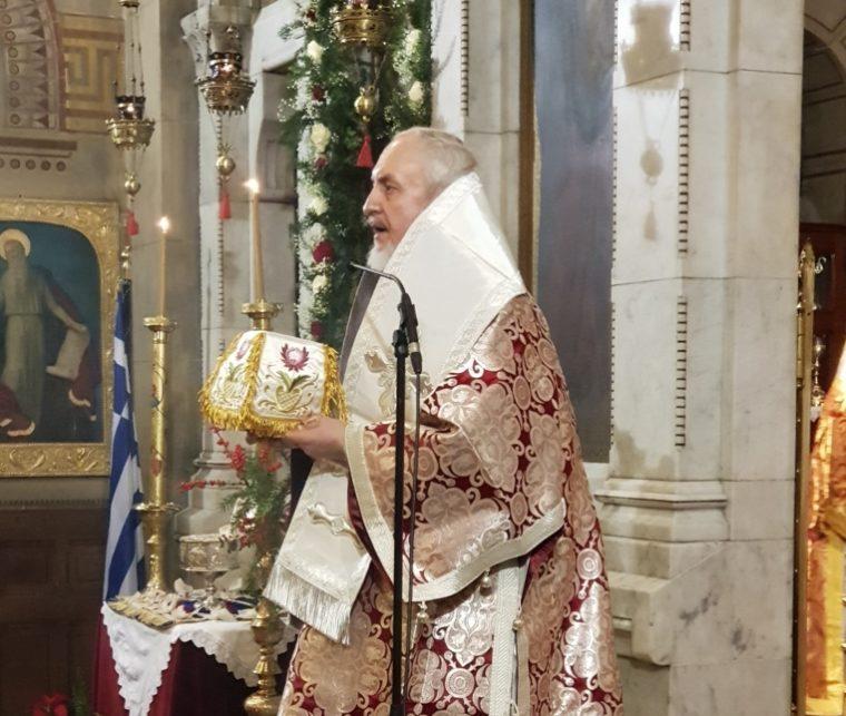 Ο Μητροπολίτης Γαλλίας Εμμανουήλ δεν είναι υποψήφιος για την Αρχιεπισκοπή Αμερικής
