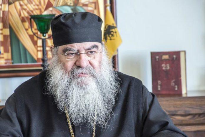 """Λεμεσού Αθανάσιος: """"Ούτε κατά διάνοια να γίνω Αρχιεπίσκοπος- Δεν έχω τέτοιες επιδιώξεις """""""