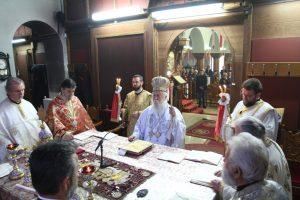 Η Μητρόπολη Παραμυθίας εόρτασε τον Πολιούχο της Άγιο Δονάτο