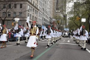 H Παρέλαση της Ομογένειας στην 5η Λεωφόρο της Νέας Υόρκης