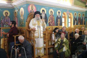 Η εορτή του Αγ. Λαζάρου στο Εκκλησιαστικό Γηροκομείο Πάρου