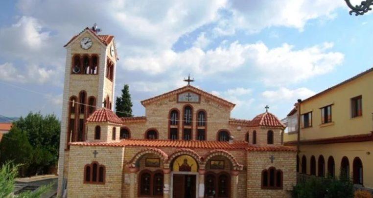 Εξιχνιάστηκε η κλοπή της Εικόνας της Παναγίας της Δακρυούσας στη Θεσσαλονίκη