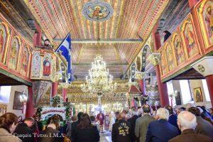 Ο Άγιος Γεώργιος στο επίκεντρο των εορτών του Πάσχα στην Ι. Μητρόπολη Λαγκαδά