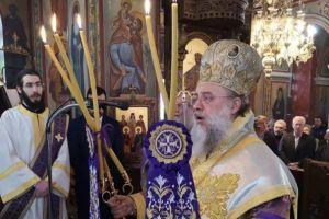 Η εορτή του Αγίου και Αποστόλου Φλέγοντα στην Ι. Μ. Κηφισίας
