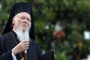 Ο Οικουμενικός Πατριάρχης δεν ξέχασε τον φίλο του Πατριαρχείου αείμνηστο Τούρκο Πρωθυπουργό Τουργκούτ Οζάλ