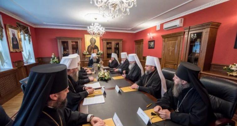 Η Ι. Σύνοδος της Ουκρανικής Εκκλησίας υπό τον Ονούφριο για το χάος που επικρατεί στην εκεί Εκκλησία