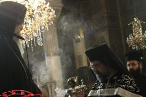 Η Ακολουθία του Νυμφίου στον Άγιο Λουκά Πατησίων
