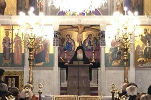 Δημητριάδος Ιγνάτιος: «Η μίμηση του Σταυρού είναι δύσκολη»