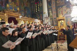Δέος και Συγκίνηση στην Προπασχάλια Εκδήλωση της Ιεράς Μητροπόλεως Φθιώτιδος