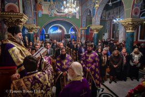 Η Ακολουθία του Β ´ Νυμφίου στον Ι. Ναό Αγίου Δημητρίου Χρυσαυγής στην Ι.Μητρόπολη Λαγκαδά